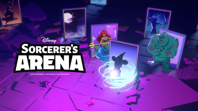 Disney Sorcerer's Arena Image