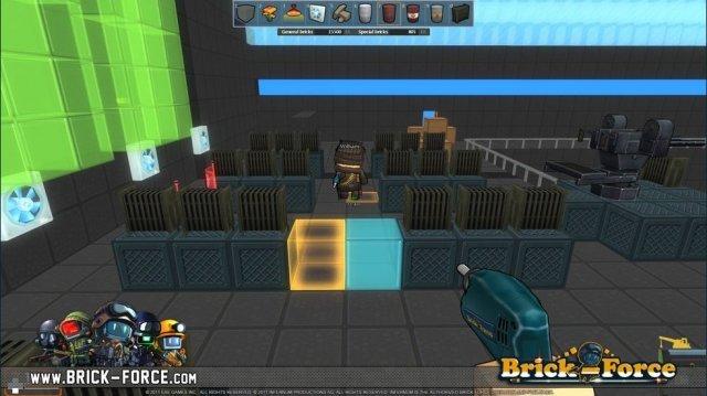 brick force anmelden