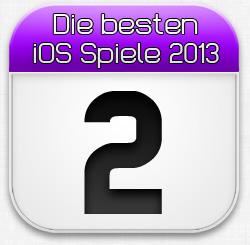 Die besten iOS Spiele Februar 2013