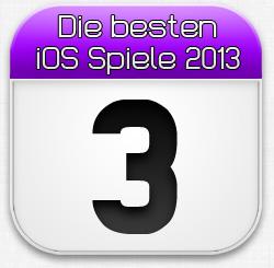 Die besten iOS Spiele März 2013