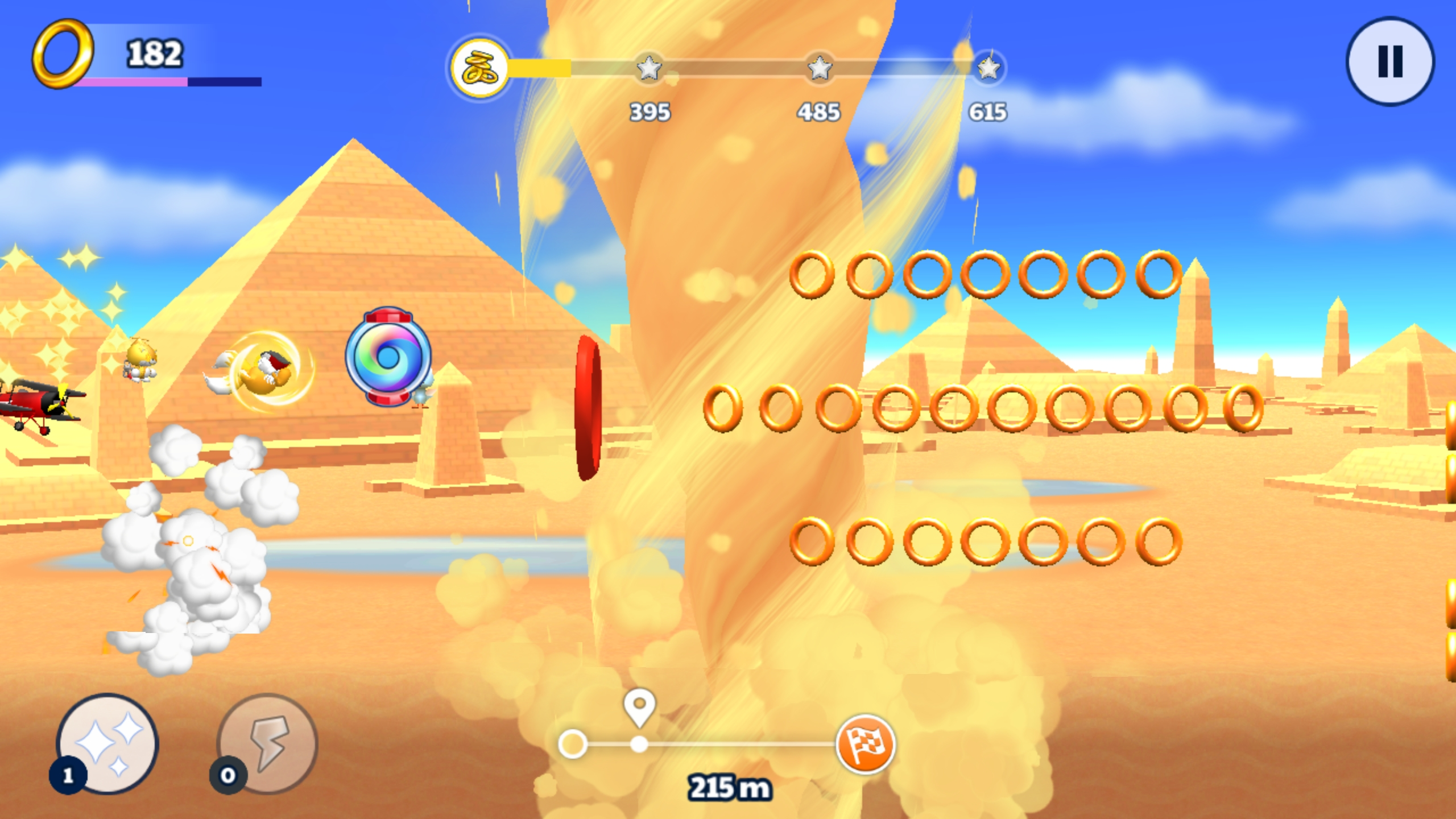 Review Sonic Runners Adventure Gameloft Kann Auch Anders