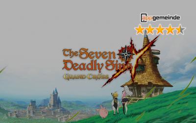 The Seven Deadly Sins: Grand Cross – Großes Anime-Epos für die kleinen Bildschirme