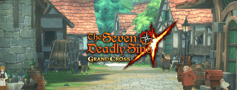 Seven Deadly Sins Grand Cross Meliodas