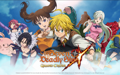The Seven Deadly Sins: Grand Cross – Eure tägliche Checkliste