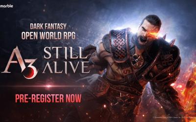 Vorregistrierungen für düsteres Open-World-RPG A3: Still Alive gestartet