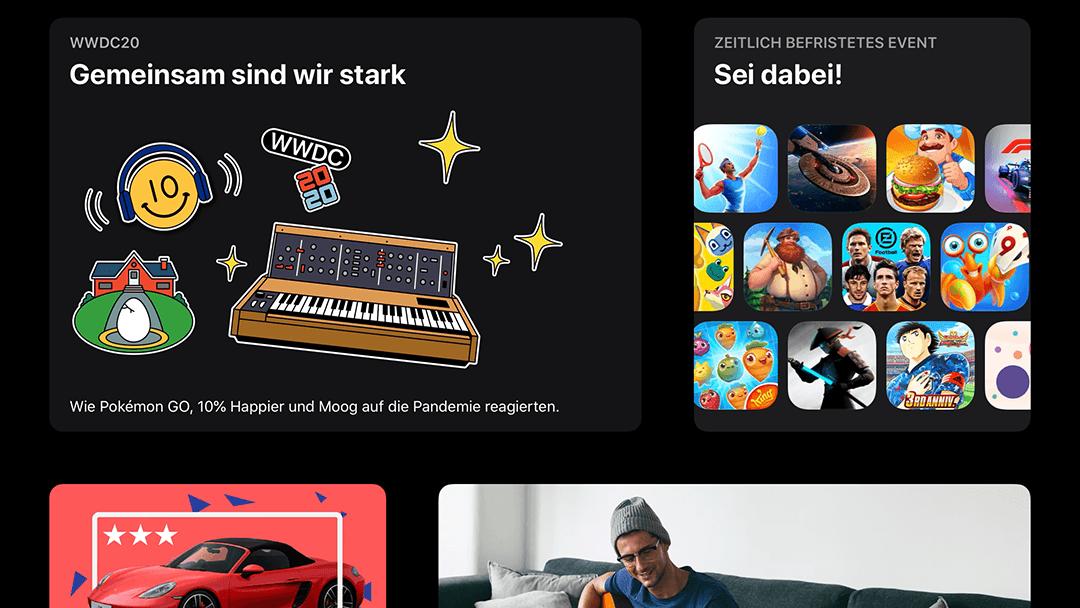 Apple App Store Bild 1080x608