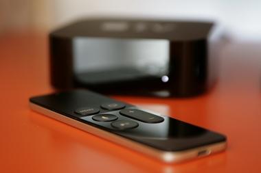 Test Apple TV 4 tvOS