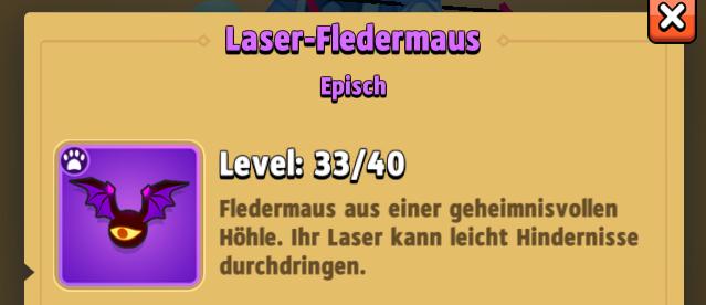Archero_BesterBegleiter_Laser-Fledermaus