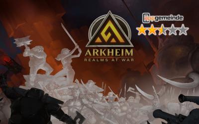 Arkheim – Realms at War: Was taugt die neue App der Travian-Macher?