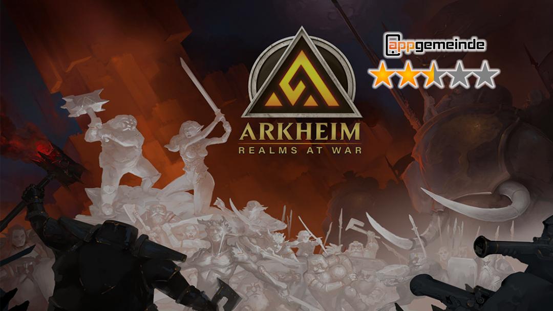 Arkheim - Realms at War Beitragsbild 1080x608 mit Wertung