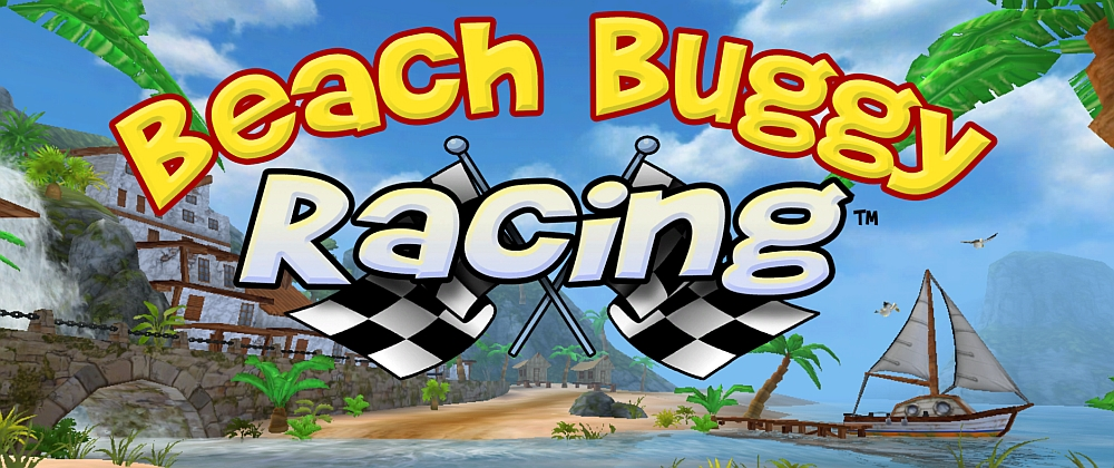 Review: Beach Buggy Racing – Auf den Spuren von Mario Kart?