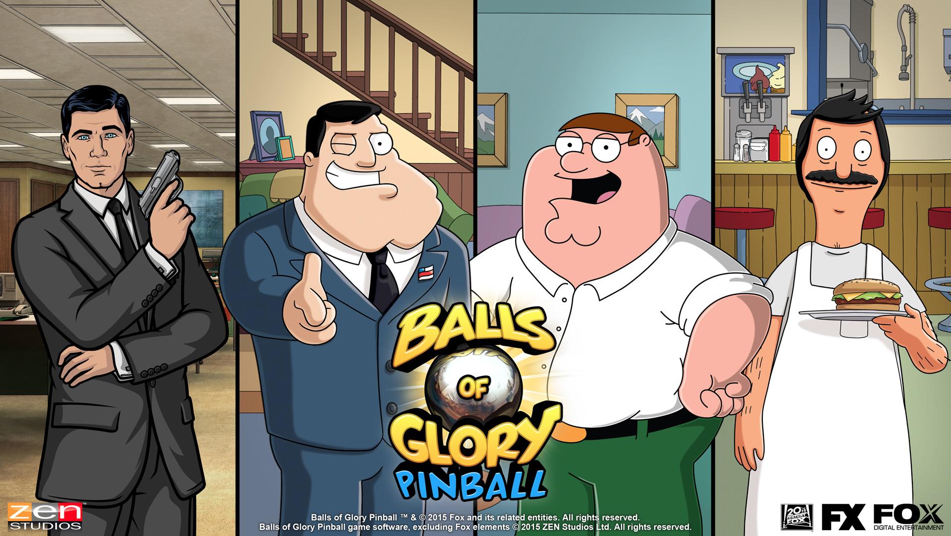 Review: Balls of Glory – Langweilige Lizenz-Flipper
