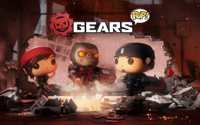 Gears Pop!: Muskelberge meets Pop-Figuren