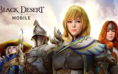 Black Desert Mobile: In einigen Ländern bereits verfügbar