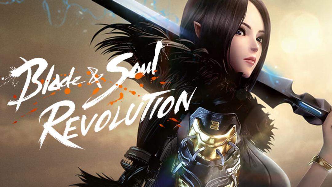 Blade&Soul Revolution Beitragsbild