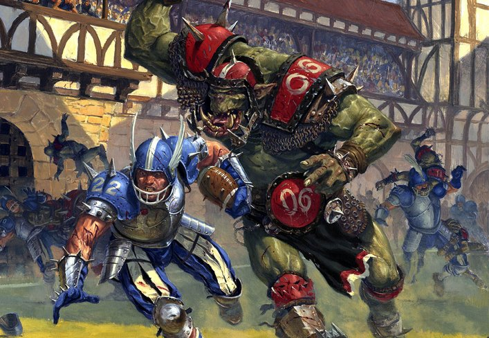 Blood Bowl iOS