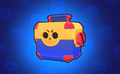 Brawl Stars Mega Box