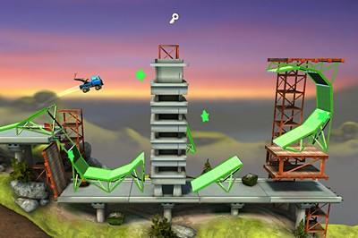 Bridge Constructor Stunts Preview