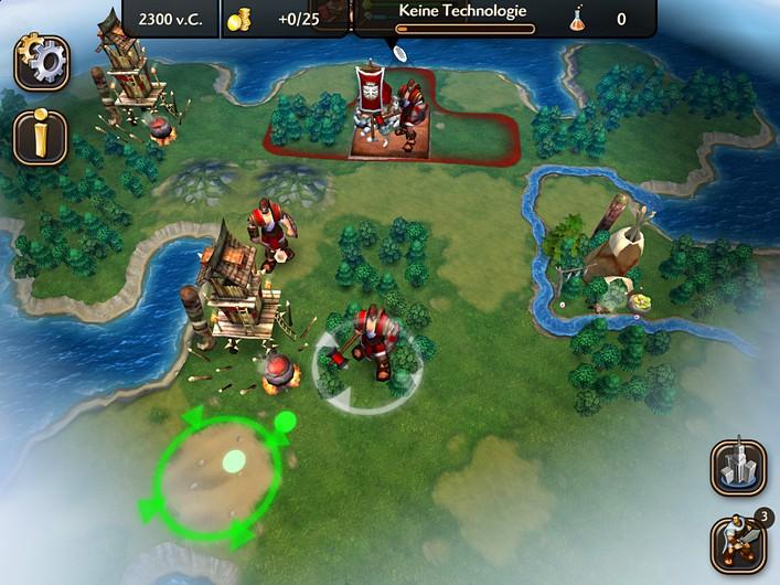 Civilization Revolution 2 iOS