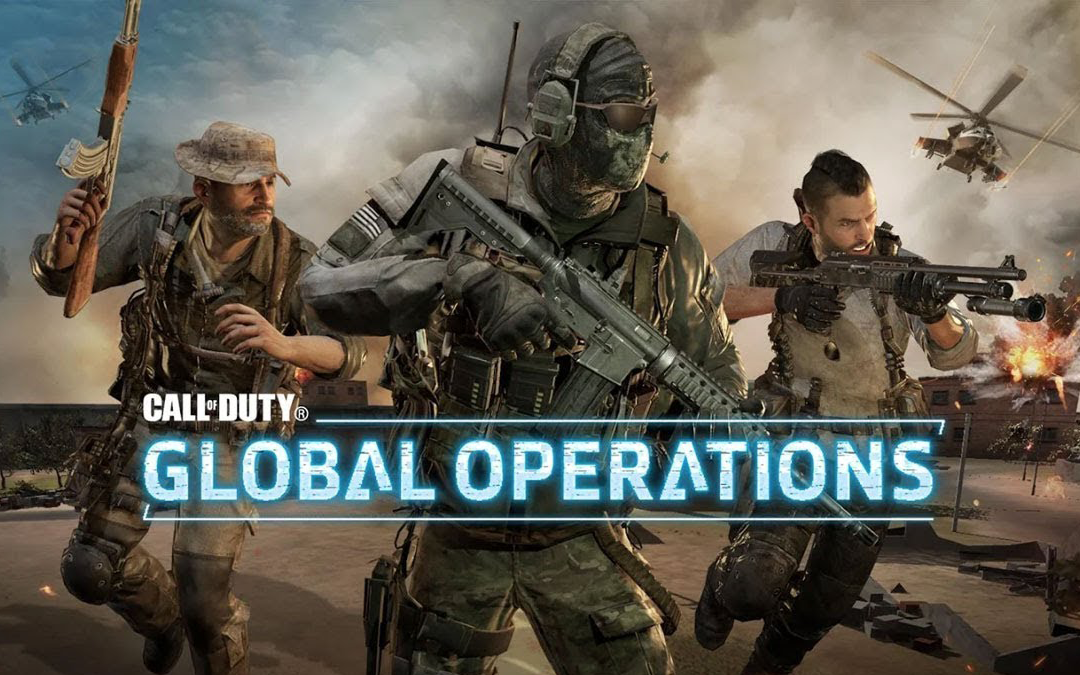 Call of Duty: Global Operations – Militärbasis für die Hosentasche