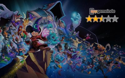 Disney's Sorcerer's Arena appgecheckt
