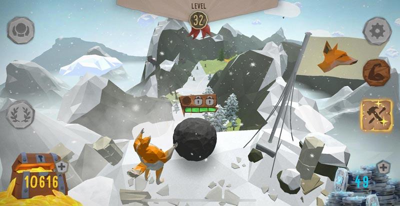 Downhill Legend Screenshot 1