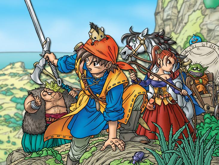 Review: Dragon Quest VIII – Die Reise eines verwunschenen Königs