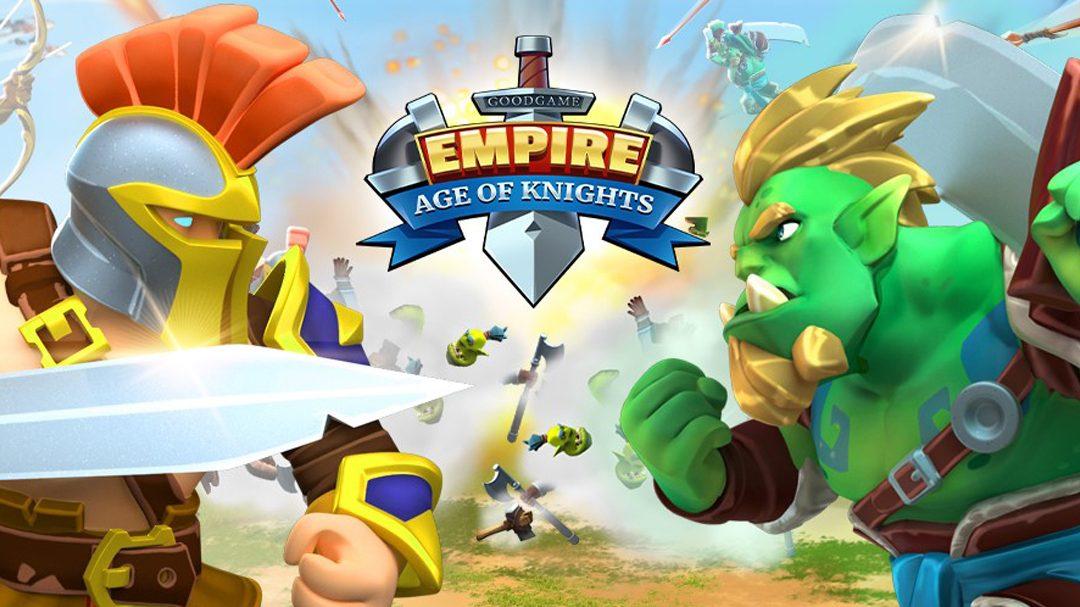 Empire: Age of Knights offiziell für iOS und Android erschienen
