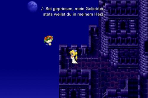 Final Fantasy VI - Balkonszene