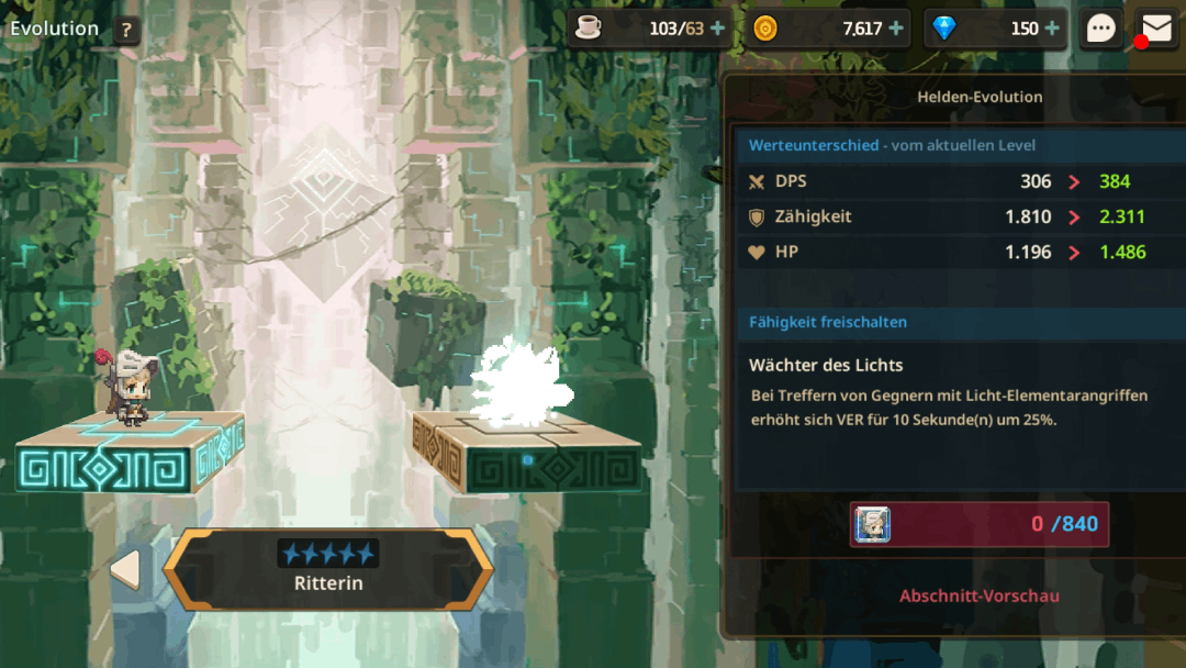 Guardian Tales komplizierte Helden 1080x608