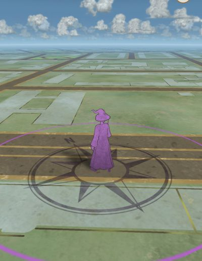 Harry Potter Wizards Unite Karte
