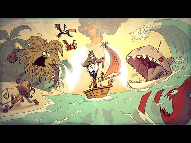 Review: Don't Starve Shipwrecked – Überlebenskampf im Urlaubsparadies
