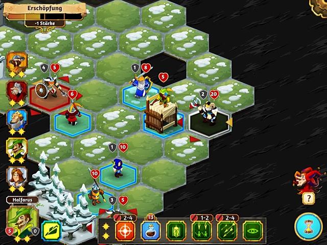 Review: Crowntakers – Ein bunter Strauß voll feinstem Gameplay