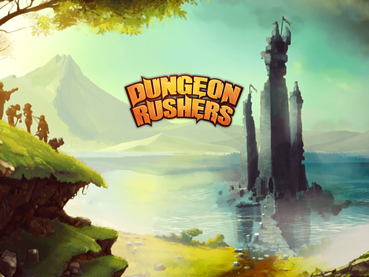 Review: Dungeon Rushers – Tausche Putzeimer gegen Ritterschwert