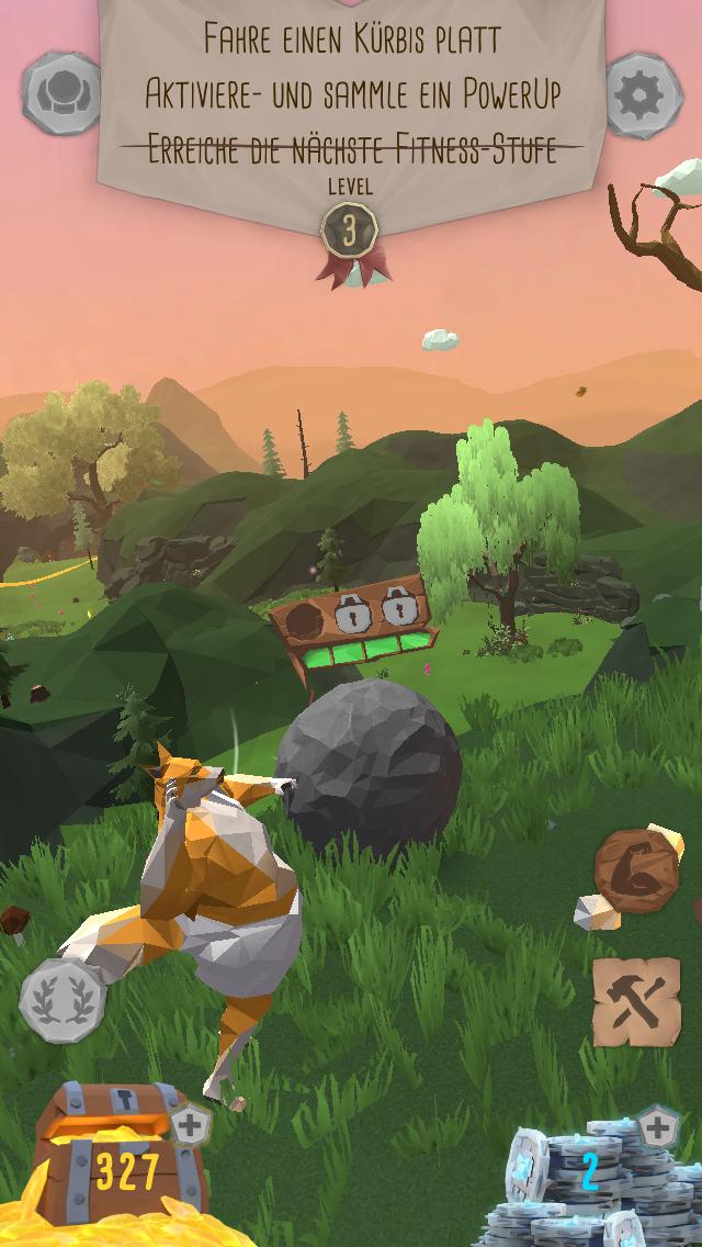 Downhill Legend Screenshot 2