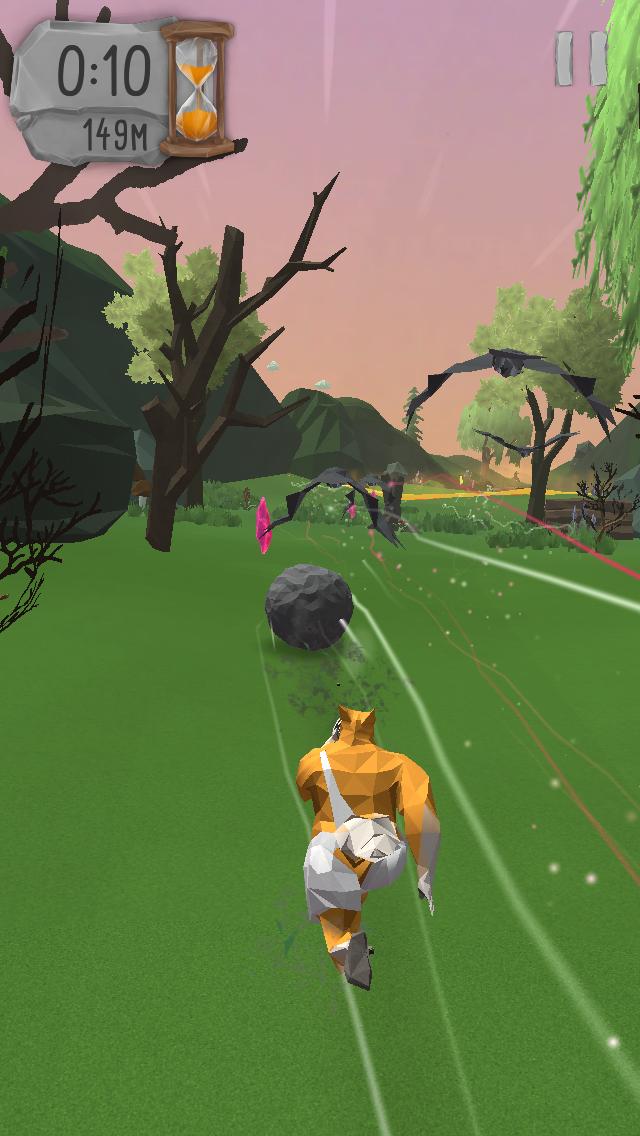 Downhill Legend Screenshot 3