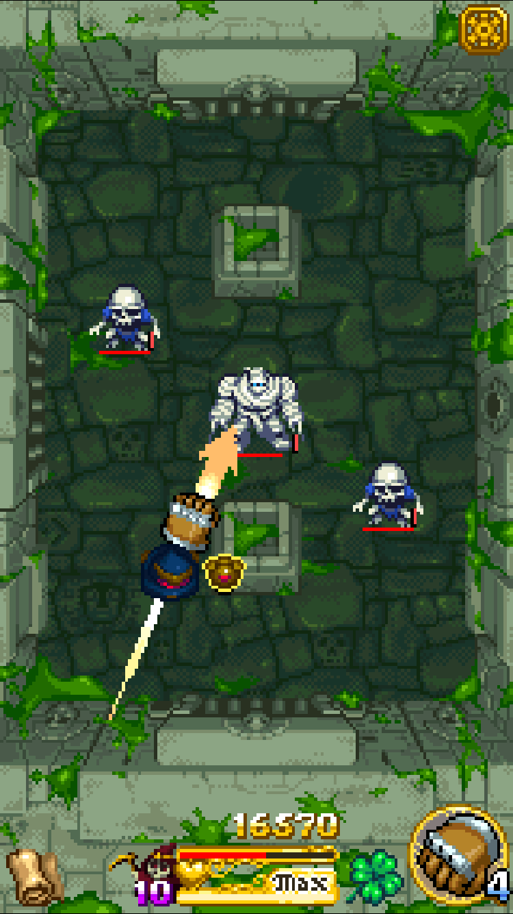 Treasure Buster iOS