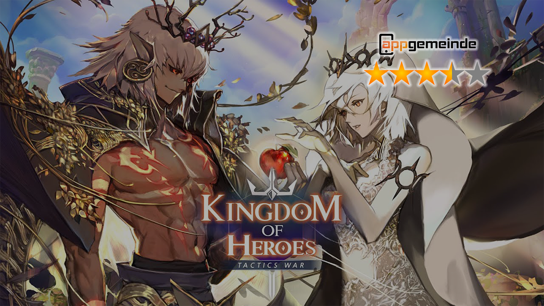 Kingdom of Heroes Tactics War Beitragsbild