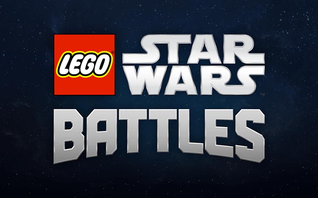 "LEGO Star Wars Battles: Clash Royale trifft ""Krieg der Sterne"""