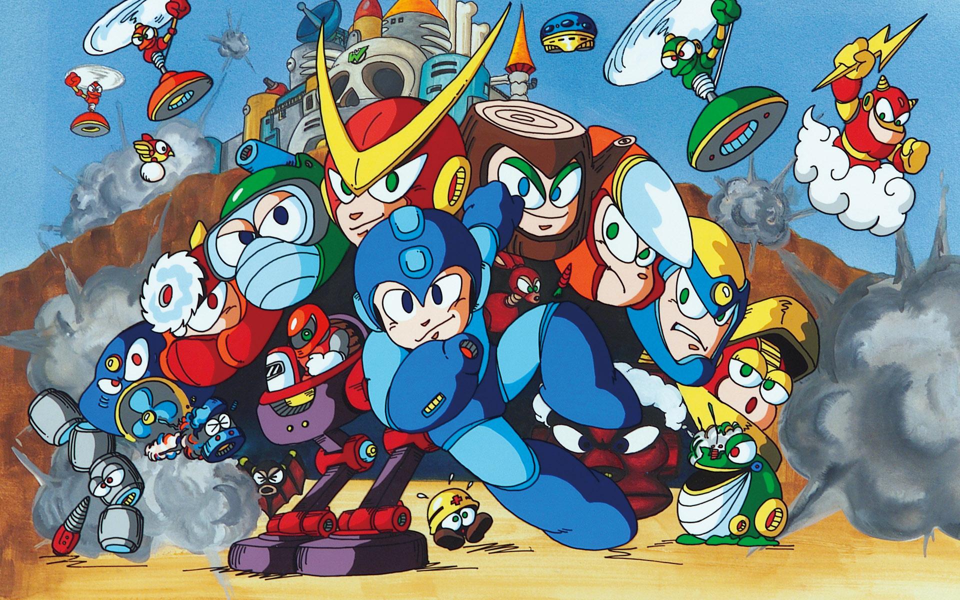 Mega Man Mobile – Das hat der blaue Roboter nicht verdient!