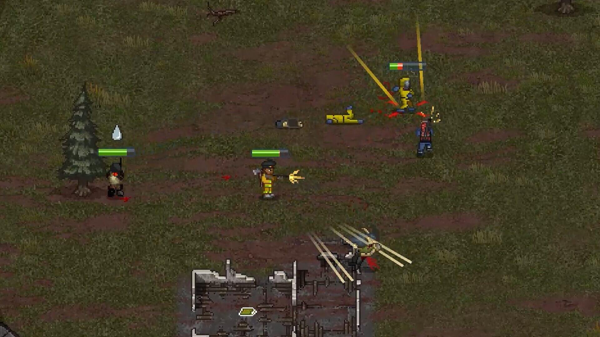 Mini DayZ 2-Screenshot2
