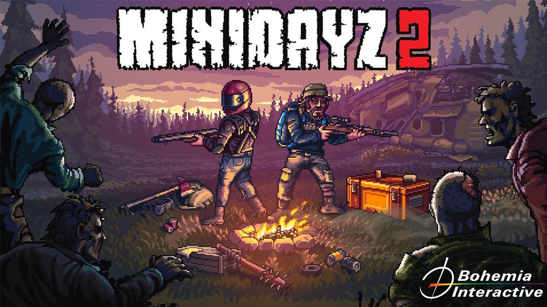 Mini DayZ 2 Teaser