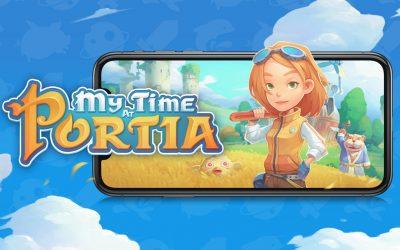 My Time at Portia: Mobile-Version angekündigt