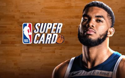NBA Supercard jetzt bei Google Play und im App Store