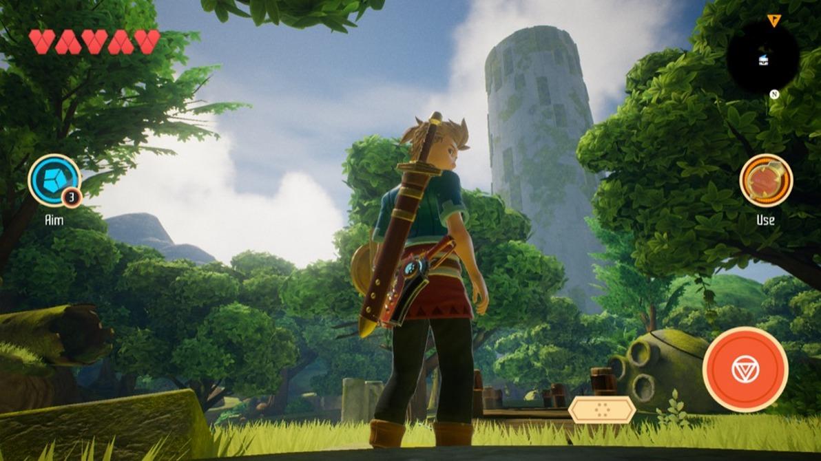 Preview: Oceanhorn 2 – Das Spiel wird erwachsen