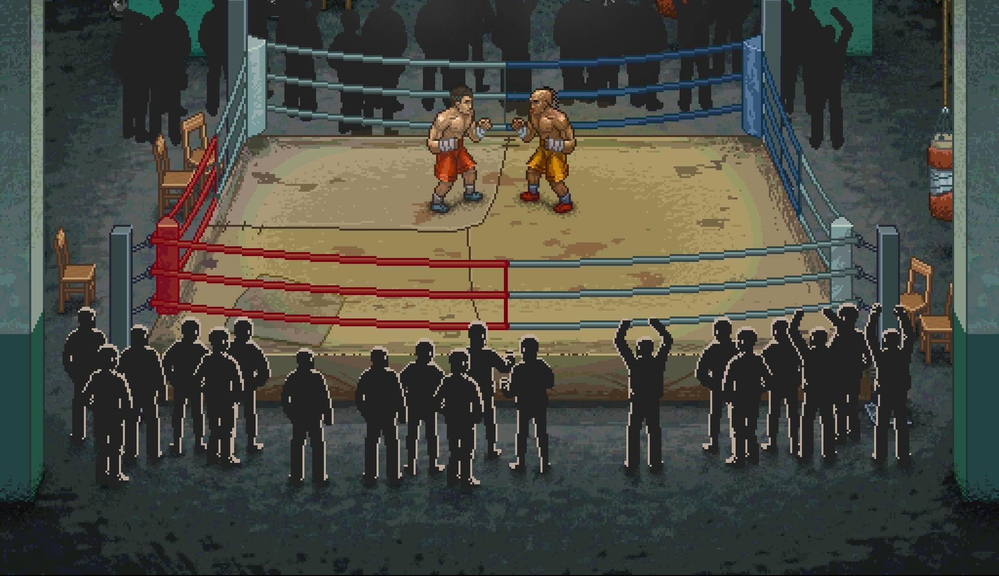 Review: Punch Club – Über diesen Club sollten wir reden
