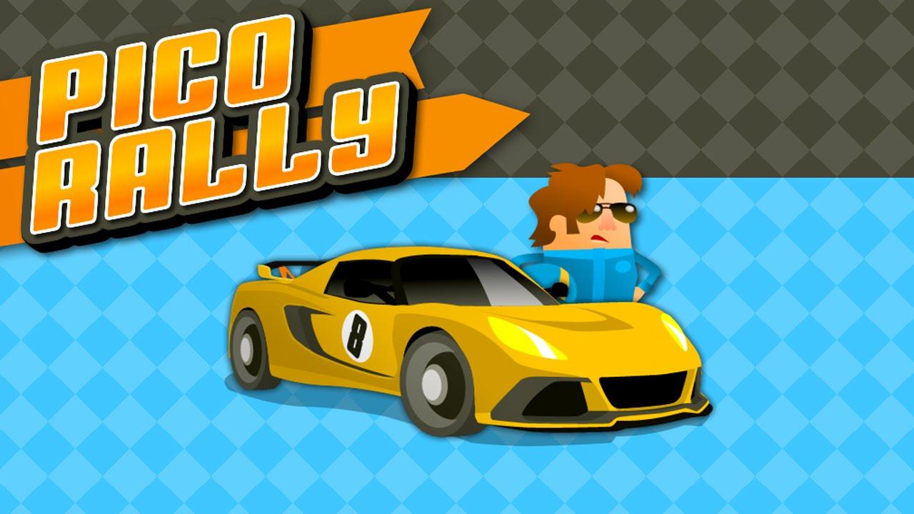 Review: Pico Rally – Unterhaltsamer Racingspaß für Zwischendurch