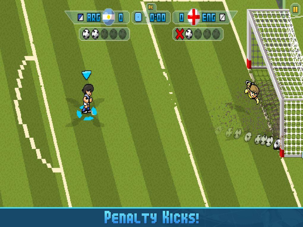 Review: Pixel Soccer Cup 2016 – Rasante Fußballspiele mit Retrocharme