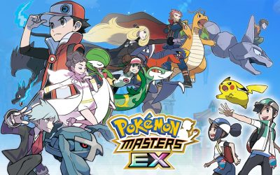 Pokémon Masters EX: Team Rockets James und Smogmog am Start