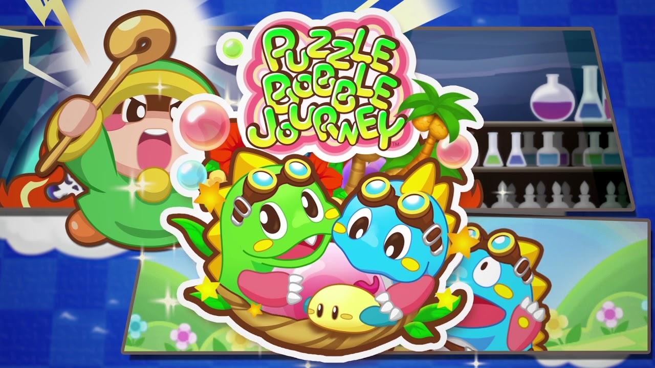 Review: Puzzle Bobble Journey – Endlich ein vollwertiger Bubble-Breaker!